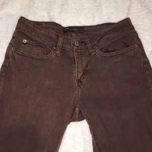 Levi's Brown Pants sz 5